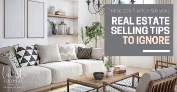 real estate selling tips